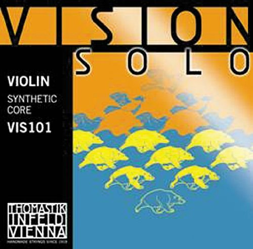 Thomastik Vision 3/4 Violin String Set - Medium Gauge VI100